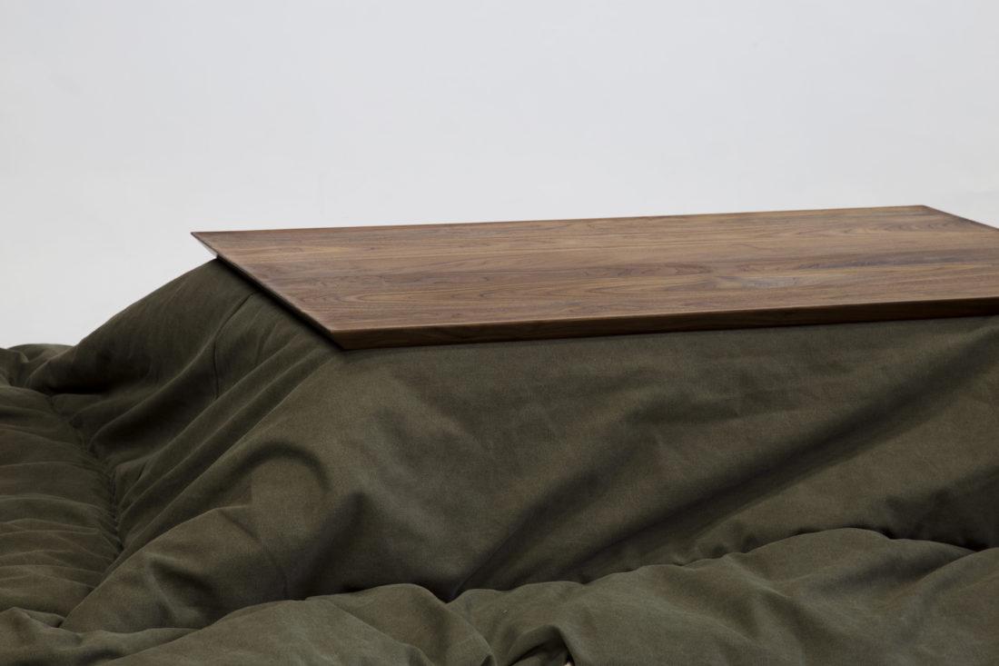 YULコタツテーブル&CANVASコタツ布団